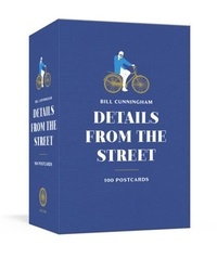 York times New - Bill Cunningham: Details from the Street 100 Postcards /anglais.
