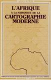 Yoro Fall - L'Afrique à la naissance de la cartographie moderne - Les cartes majorquines : XIVe-XVe siècles.