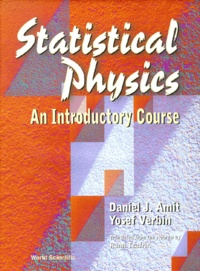 STATISTICAL PHYSICS. An Introductory Course - Yosef Verbin |