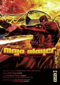 Livres gratuits google livres Ninja slayer - Tome 14 9782505085799 par Yoshiaki Tabata, Yûki Yogo (Litterature Francaise)