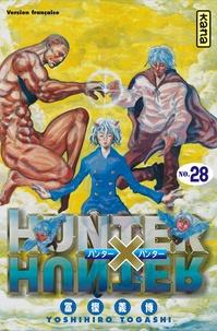 Télécharger le manuel japonais en pdf Hunter X Hunter Tome 28 9782505014706  par Yoshihiro Togashi