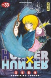 Yoshihiro Togashi - Hunter X Hunter Tome 33 : .
