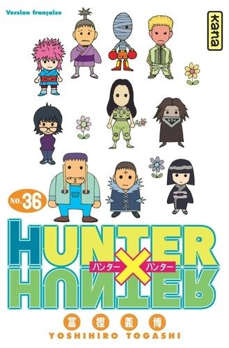 Yoshihiro Togashi - Hunter X Hunter Tome 36 : .