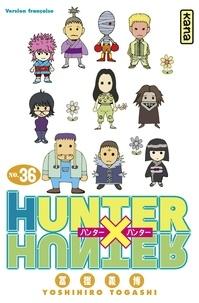Yoshihiro Togashi - Hunter X Hunter - tome 36.