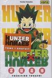 Yoshihiro Togashi - Hunter X Hunter Tomes 1 à 3 : Pack en 3 volumes.