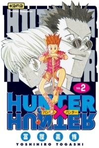 Télécharger des iBook PDF pour ipad ibooks Hunter X Hunter. Tome 2 iBook PDF 9782505044024 par Yoshihiro Togashi
