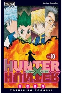 Télécharger des ebooks gratuits amazon Hunter X Hunter. Tome 10 PDF ePub FB2