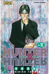 Téléchargement mp3 gratuit livres audio Hunter X Hunter. Tome 11 in French 9782505044116 par Yoshihiro Togashi