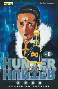 Téléchargements de livres électroniques gratuits pour ordinateurs Hunter X Hunter. Tome 8