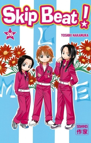 Yoshiki Nakamura - Skip Beat ! Tome 26 : .