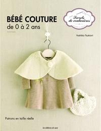 Yoshiko Tsukiori - Bébé couture de 0 à 2 ans.