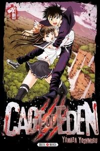 Yoshinobu Yamada - Cage of Eden T01.