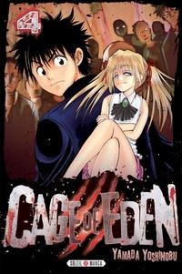 Yoshinobu Yamada - Cage of Eden T04.