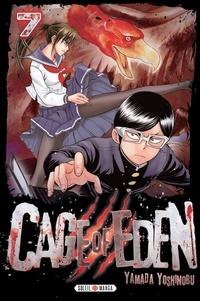 Yoshinobu Yamada - Cage of Eden T07.