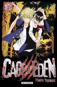 Yoshinobu Yamada - Cage of Eden T08.