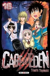 Yoshinobu Yamada - Cage of Eden T16.