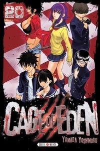 Yoshinobu Yamada - Cage of Eden T20.