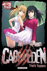 Yoshinobu Yamada - Cage of Eden Tome 13 : .