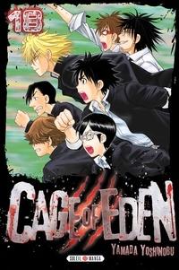 Yoshinobu Yamada - Cage of Eden Tome 18 : .