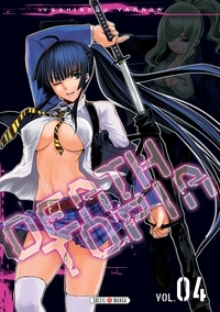 Yoshinobu Yamada - Deathtopia Tome 4 : .