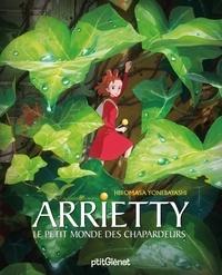 Yoshio Yonebayashi - Arrietty - Le petit monde des chapardeurs.
