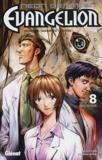 Yoshiyuki Sadamoto et  Gainax - Neon Genesis Evangelion Tome 8 : Mother.