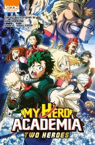 Yosuke Kuroda - My Hero Academia  : My hero academia two heroes.