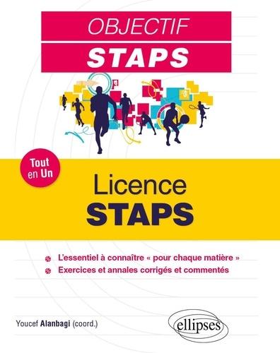 Licence STAPS. Tout en un