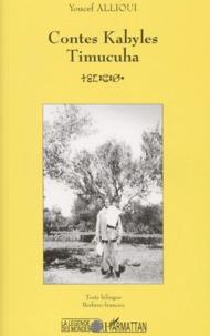 Contes Kabyles : Timucuha. Deux contes du cycles de logre précédés de  Tandella, la créatrice des contes.pdf