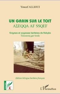 Youcef Allioui - Un grain sur le toit - Enigmes et sagesses berbères de Kabylie.