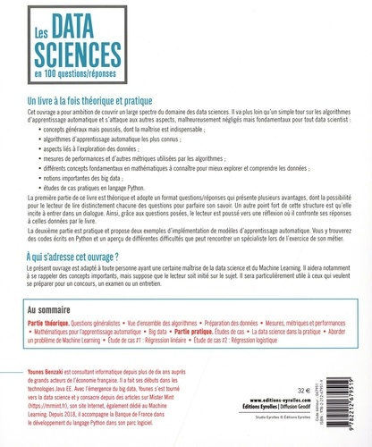 Les data sciences en 100 questions/réponses