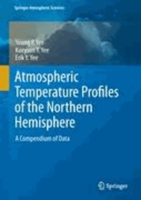 Young P. Yee et Kueyson Y. Yee - Atmospheric Temperature Profiles of the Northern Hemisphere - A Compendium of Data.