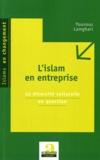 Younous Lamghari - L'Islam en entreprise - La diversité culturelle en question.