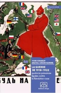 Histoiresdenlire.be La guerre de 1918-1922 - Quatorze puissances liguées contre la Révolution russe Image