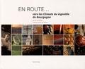 Youri Lebault - En route... - Vers les climats du vignoble de Bourgogne.