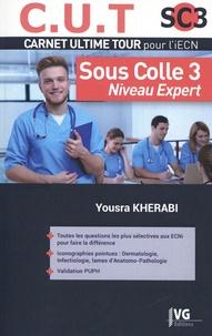 Yousra Kherabi - C.U.T Carnet Ultime Tour pour l'iECN - Sous Colle 3 Niveau Expert.