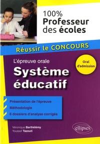 Lépreuve orale : Le système éducatif.pdf
