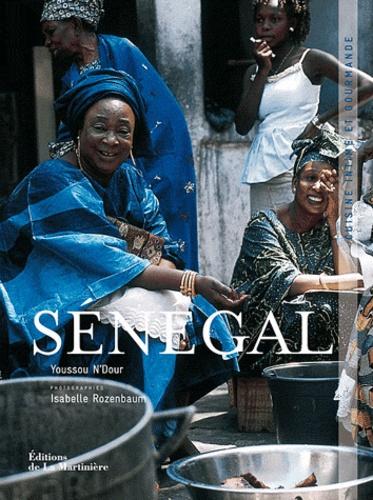 Youssou N'Dour - Sénégal - Cuisine intime et gourmande.
