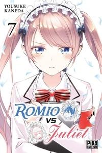 Téléchargement gratuit pour kindle ebooks Romio vs Juliet Tome 7 PDB MOBI