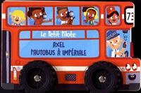 Yoyo - Axel l'autobus à l'impérial.