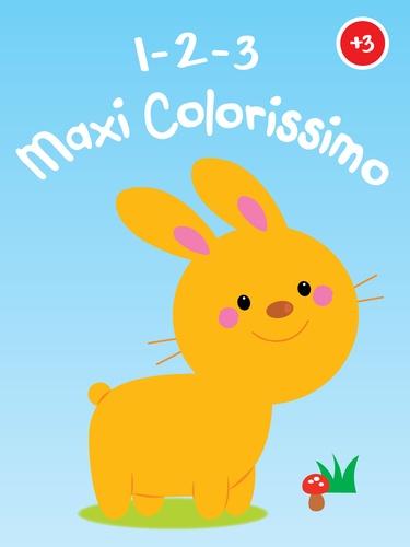 Coccinnelle 1-2-3 Colorissimo - Yoyo Books