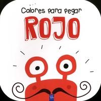 Yoyo Books - Colores para pegar Rojo.