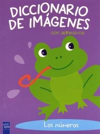 Yoyo Books - Diccionario de imagenes con adhesivos - Los numeros.