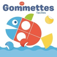 Yoyo Books - Gommettes faciles 2-3.