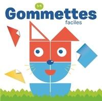 Yoyo Books - Gommettes faciles 3-4.