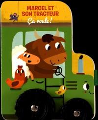 Yoyo Books - Marcel et son tracteur.