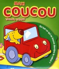 Yoyo Books - Maxi coucou vroum, vroum.