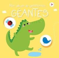 Yoyo Books - Mon album de gommettes géantes.