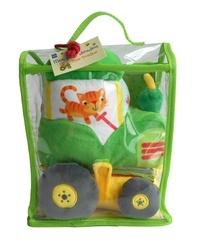 Yoyo Books - Mon petit doudou - Mon tracteur.