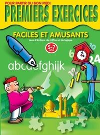 Yoyo Books - Premiers exercices - Faciles et amusants, Jeux d'écriture, de chiffres et de logique, 5-7 ans.